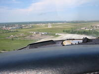 On final to IAG rwy 24